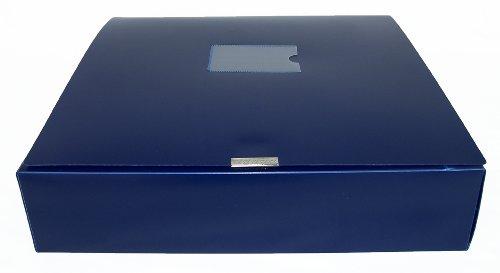 Storage Solutions Album Case, Blue