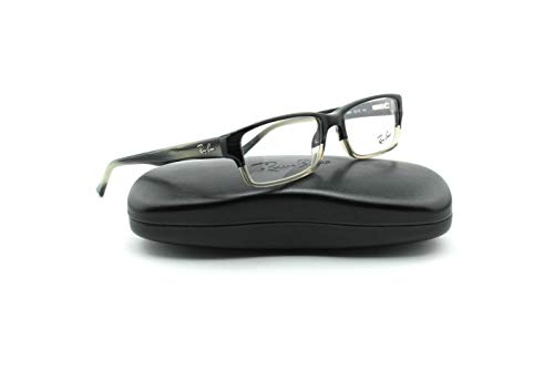 Ray Ban 5169 - Ray-Ban RX5169 Square Unisex Eyeglasses (Grey