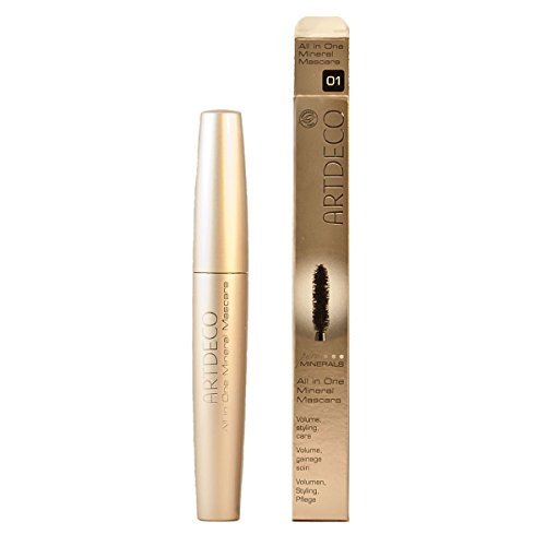 Artdeco All in One Mineral Mascara Nr. 01 Black, 1er Pack (1 x 1 Stück)