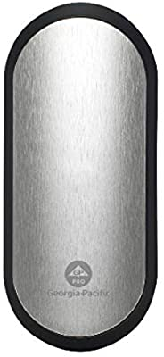 """ActiveAire Passive Whole-Room Freshener Dispenser by GP PRO (Georgia-Pacific), Stainless Finish, 56802, 3.232"""""""