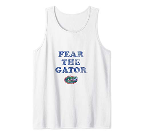 (University of Florida UF Gators NCAA CL18FLA45 Tank)