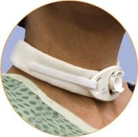 ''Universal Fit Adult Tracheostomy Collar up to 19'''' Neck'' by Marpac (Image #1)