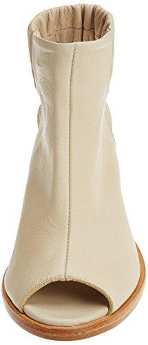 Montua S997 Neosens Stivali Cream Donna Cream Avorio Arricciati Suave R141qtng