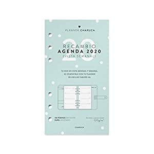 Amazon.com : 2020 Diary Refill Weekly. A6 : Office Products