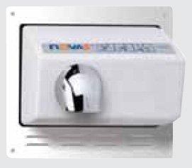 World Dryer Nova 5 Recess Kit with White Trim by World Dryer
