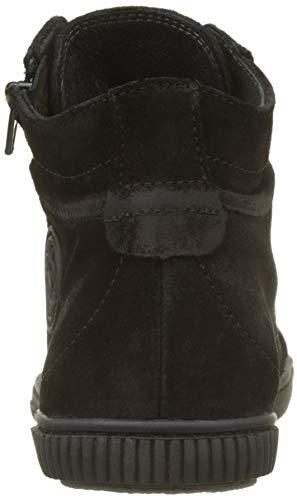 Noir Sneaker Donna 850 Collo Alto cr A Bono noir Pataugas F4d n8w0OxHwq
