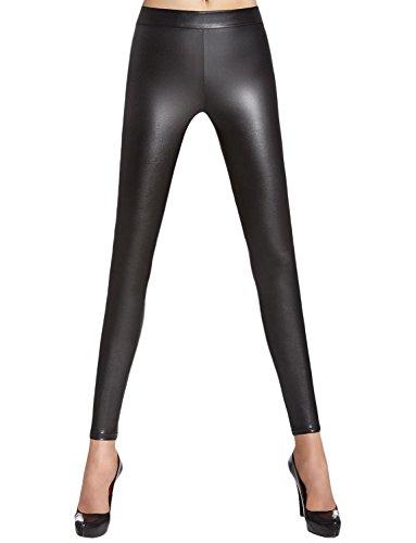 Leggings Elen effet cuir