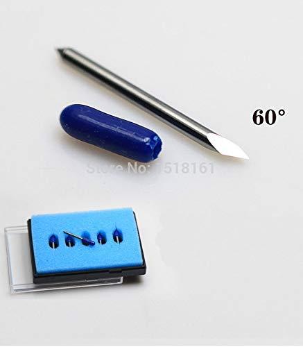 1 lot 15 pcs/lot 30/45/60 Degree Mimaki Cutting Plotter Blade Mimaki Vinyl Cutter Plotter Blade by Congo Plaxika (Image #3)