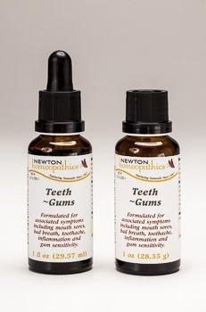 Newton Labs Teeth & Gums, 1 fl. oz. by Newton Homeopathics