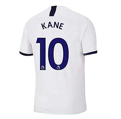 MPCXT Tottenham Hotspur 2019/2020 Season Home 10 Kane Mens Soccer Jerseys Colour White