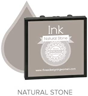 product image for Three Designing Women - Replacement Ink Pad (Natural Stone)