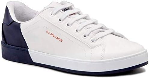 U.S.Polo Upl 9Y Lexi Zapatos Blancos para Hombre Zapatos Deporte ...
