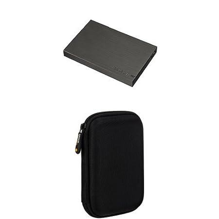 Intenso Memory Board Externe Festplatte 1TB (6,4 cm (2,5 Zoll), 5400rpm, 8MB Cache, USB 3.0) anthrazit 6028660