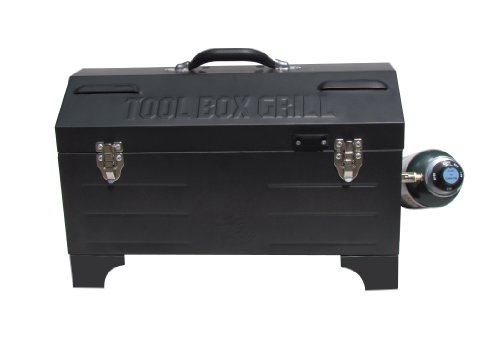 Toolbox Pro Series Propane Grill Review