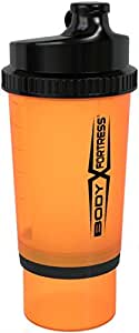 Body Fortress All-in-one Shaker, 25 Ounce