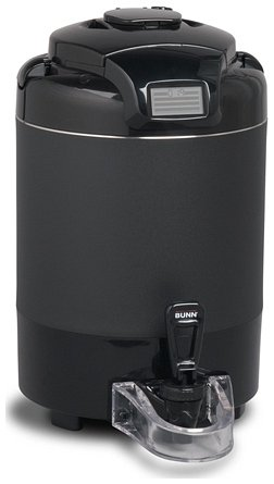 Digital Thermofresh Server - Bunn Thermofresh Digital - 1.5 Gal Server Without Base - Black - 42750-0051