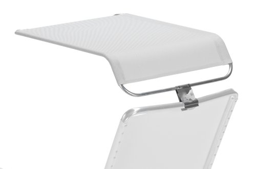 Telescope Casual Universal Shade Canopy, White (Made York Furniture In Patio New)