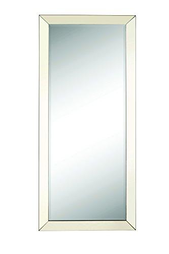 Coaster Company Silver Beveled Mirror