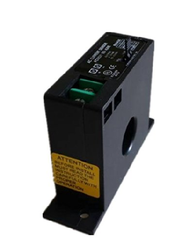 Loulensy AC Current Transducer Sensor Transformer 0-100A 150A 200A User-selectable Input with 0-10V DC Output