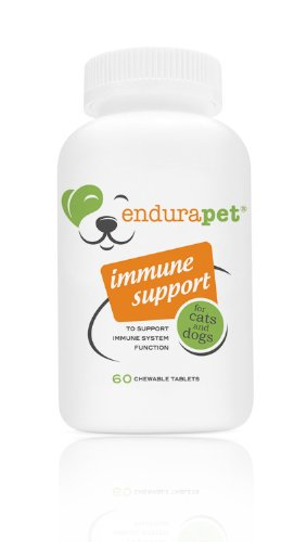 EnduraPet Immune Support Chewable Tablets, 60 Count
