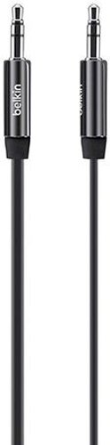 Belkin MiXiT Tangle-Free Aux / Auxiliary Cable, 3 Feet  - AV
