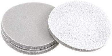 3-inch sanding hook and loop sanding loop wet/dry for semi-fragile corundum wood metal automatic Grain 1800-2000 3 pieces
