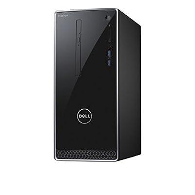 Dell Inspiron 3668 Desktop Intel Core i7-7700, 16GB Memory, 2 TB HDD, DVD/RW, NVIDIA GeForce GT 730 WIndows 10 Pro (Certified Refurbished)