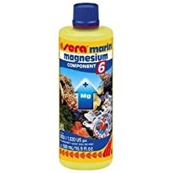 Marine Component 6 Magnesium Saltwater Conditioning and Maintenance Size: 250 ml