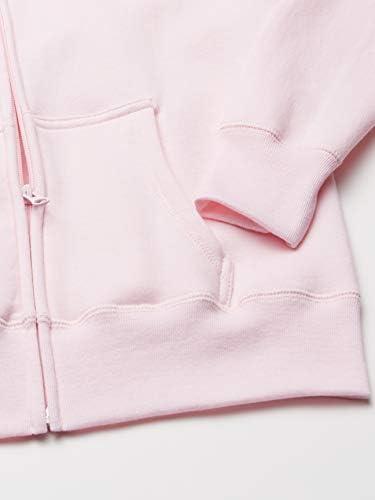 Hanes Women's Full-Zip Hooded Jacket