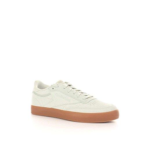 Reebok Basses Sneakers Vert C Desert FVS PS Femme 85 Club rwqrnH1pF