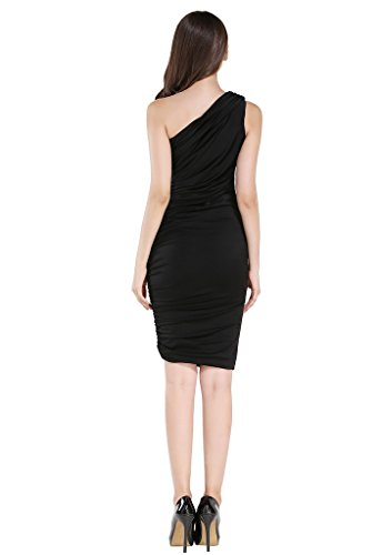 Vestito Senza ninos Donna Soft opaco Black buenos maniche 6PZBqww