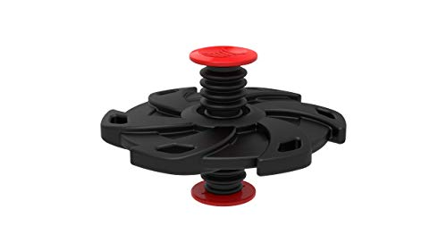 Spinnobi Original - The Bouncing Kids Toys. In & Outdoor Toys. Yard Games for Boy Toys and Girls Toys. Stress Relief Fidget Spinners. Black Star