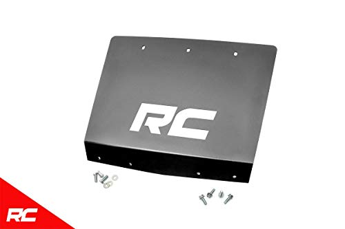 - Rough Country Front Skid Plate Armor Compatible w/ 2001-2010 Chevy Silverado GMC Sierra HD w/RC 6