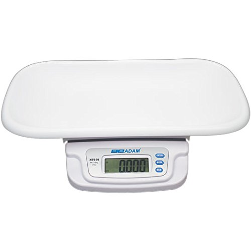 Adam Equipment Digital Baby and Toddler Scale 44lb x 0.005lb