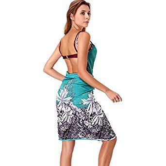 c480a44751 LELINTA Hot Women Beach Dress Sling Beach Wear Dress Bikinis Cover ...