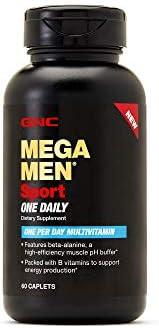 GNC Mega Sport Daily Multivitamin product image