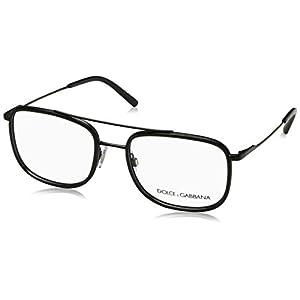 Eyeglasses Dolce & Gabbana DG 1288 1106 MATTE BLACK/BLACK