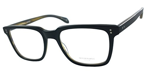 Oliver Peoples Ov5031 Ndg-1 100% Authentic Men's Eyeglasses Matte Black / Olive Tortoise 50mm - Peoples Oliver 1 Ndg