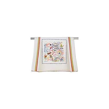 Catstudio | South Carolina Dish Cloth, Tea Towel or Decorative Hand Towel | Geography Collection | 20  x 29