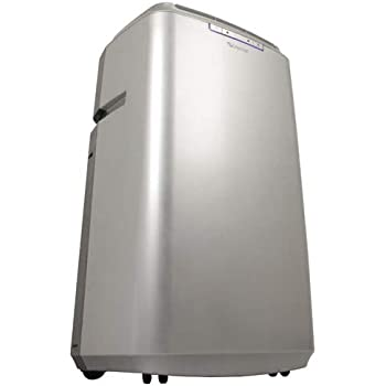 EdgeStar AP14009COM Portable Air Conditioner with Dehumidifier and Fan for Rooms up to 525 Sq. Ft. with Remote Control