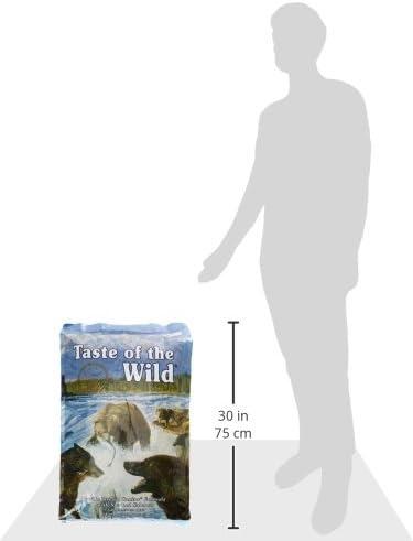 Taste of the Wild Canine Pacific Stream Salmon - 13000 gr: Amazon ...