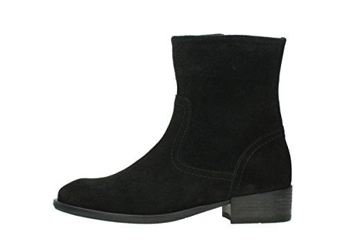 40000 Stivali Di Assam Camoscio Wolky Comfort Nero Cw wAXgqRR