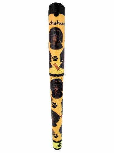 E&S Pets Dachshund Pen Easy Glide Gel Pen, Refillable with A Perfect Grip, Great for Everyday Use, Perfect Dachshund Gifts for Any Occasion