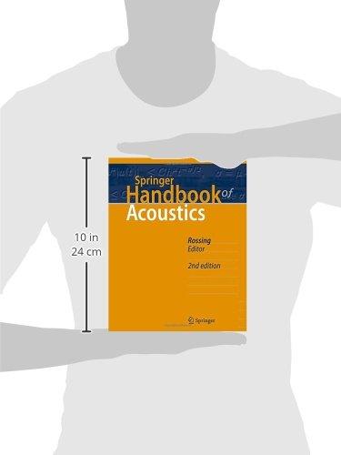 Springer Handbook of Acoustics (Springer Handbooks)