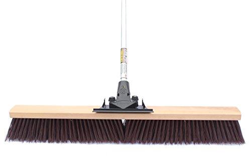 Heavy Debris Push Broom - 1