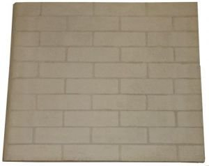 "Buy Set of Two Fireplace Replacement Panels (24"" H x 28"" W): Fireplace Screens - Amazon.com ? FREE DELIVERY possible on eligible purchases"