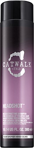TIGI Catwalk Headshot Reconstructive Shampoo for Unisex, 10.14 (Tigi Catwalk Head Shot)