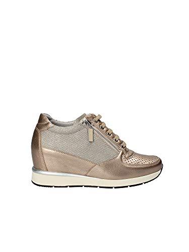 Donna Stonefly 110159 36 Sneakers Grigio qwgEXBa