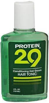 Groom Hair Liquid - Protein 29 Conditioning Hair Groom, Clear Liquid - 4 oz, Pack of 3