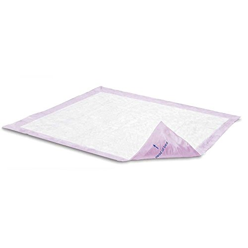 Attends SuperSorb Breathable Underpads, Max Strength Purple, 30x36, Case/60 (12/5s) by Attends by Attends